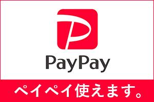 PayPayが使えるアンテナ工事専門店です。