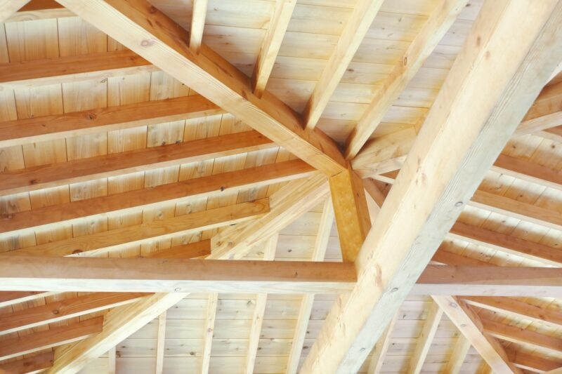 屋根裏の写真